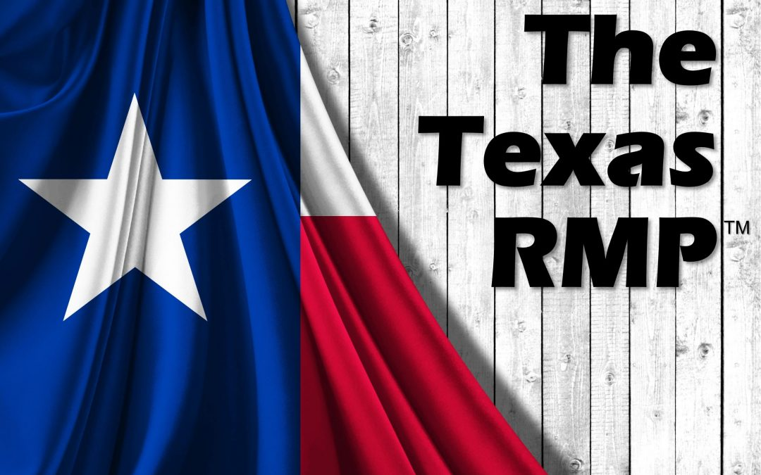 The Texas RMP (June 2020)
