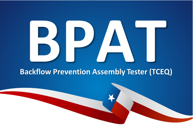 Texas Backflow Prevention Assembly Tester Course